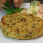 cucina vegana burger di verdure e legumi